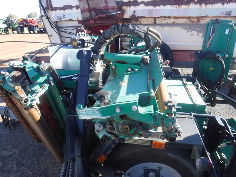 ransomes tg4650 gang mower 597754 013