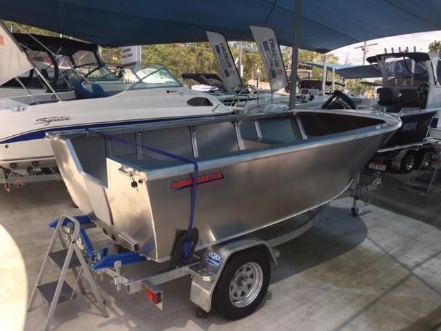 aquamaster 440 hd open hull only 598098 003
