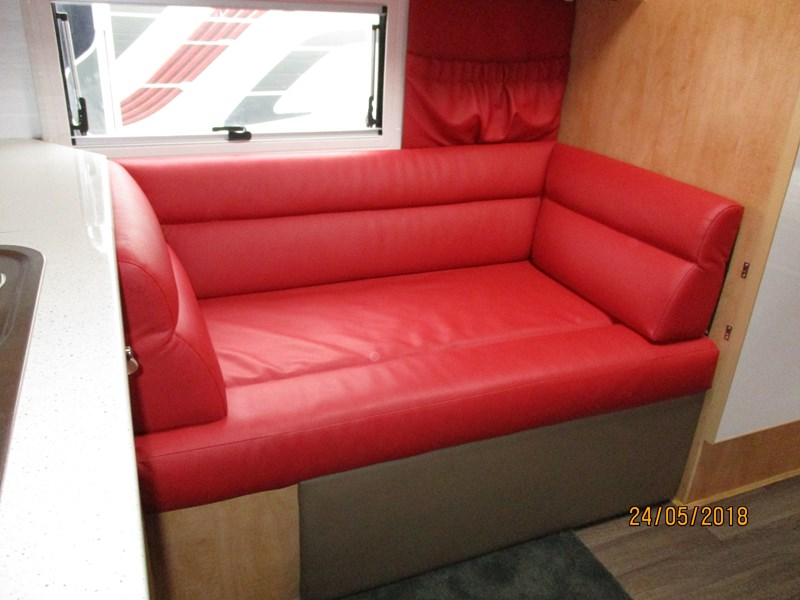 creative caravans family pop top,...sold.... shower and toilet, bunks 598101 023