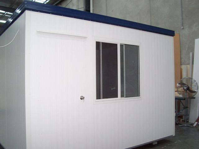 portable 3.6m x 3.0m open plan portable building 598436 001