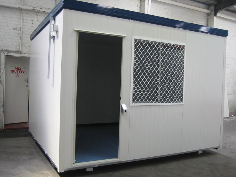 portable 3.6m x 3.0m open plan portable building 598436 005