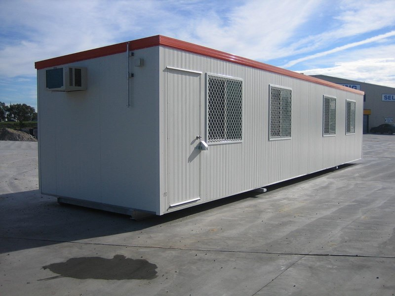 portable 12m x 3m open plan portable building 598441 005