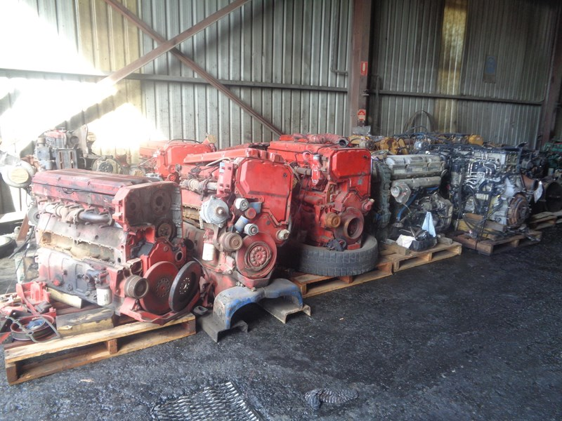 engines cummins, caterpillar, detroit 598850 001