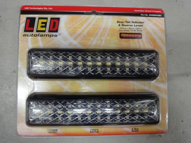 other led autolamps 602219 001