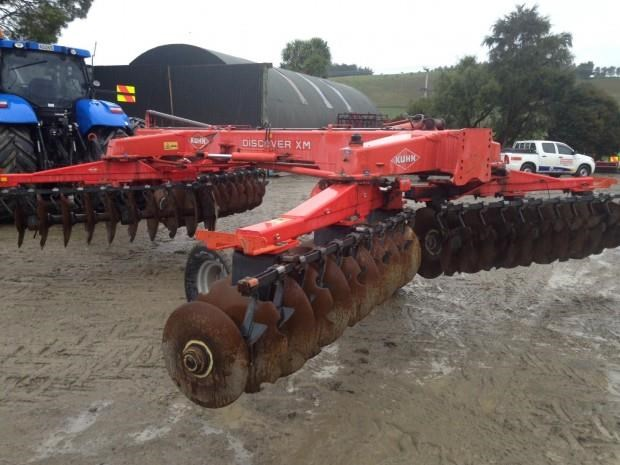 kuhn discover xm40 563739 001