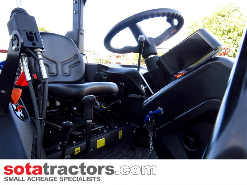 farmtrac 87hp tractor 607613 033