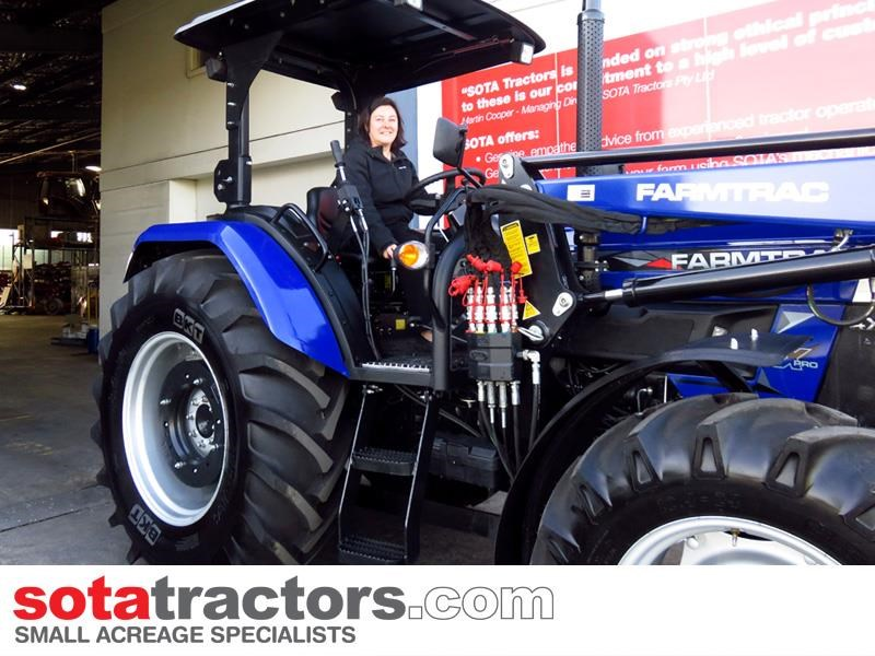 farmtrac 87hp tractor 607613 017