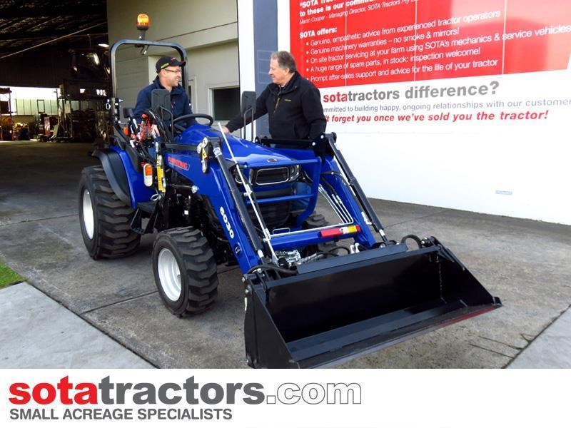 farmtrac 28hp tractor 607683 031