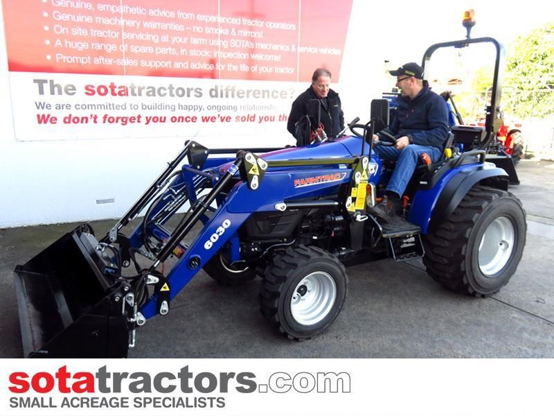 farmtrac 28hp tractor 607683 033