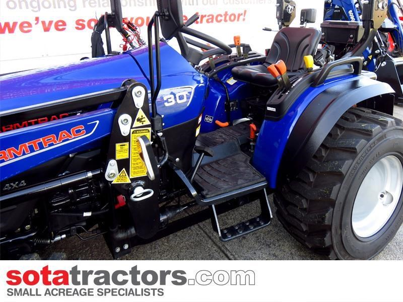 farmtrac 28hp tractor 607683 037