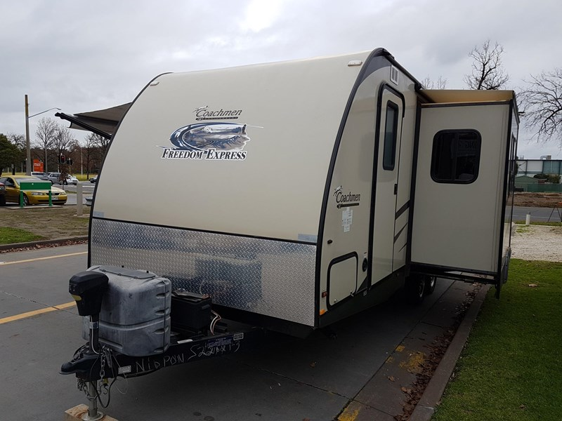 coachman forest river freedom express 608336 005