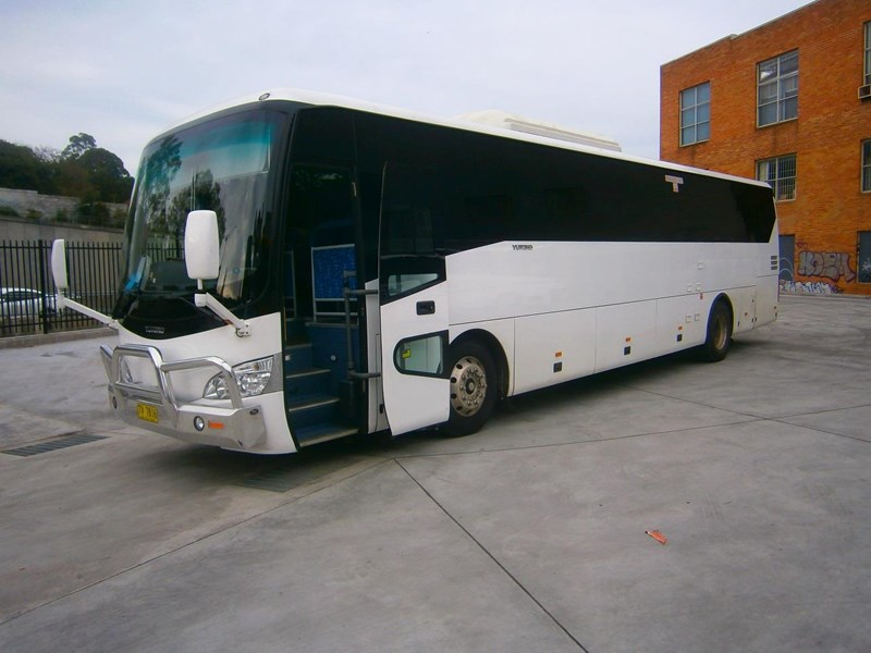 yutong 6129hca coach, 2015 model 608603 001