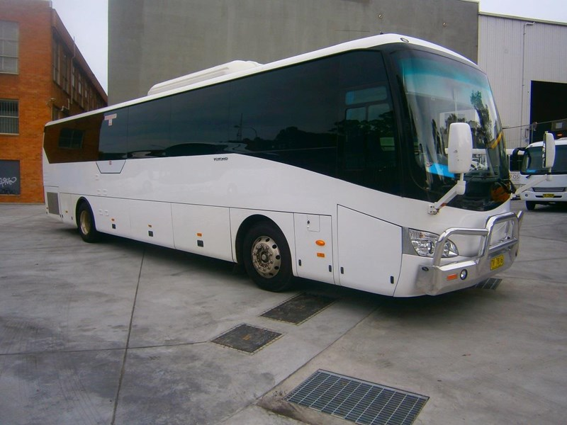 yutong 6129hca coach, 2016 model 608604 003