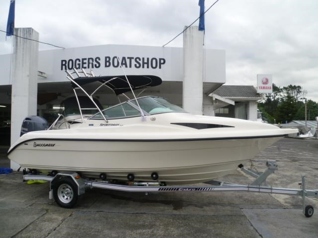"buccaneer 565 sportsman ""package"" 613452 001"