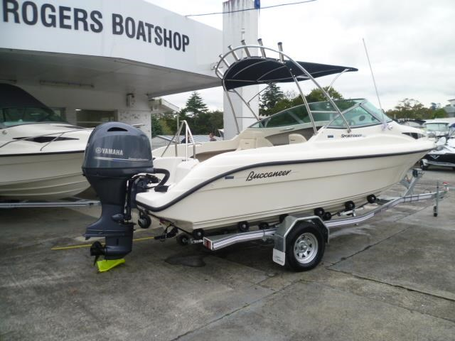 "buccaneer 565 sportsman ""package"" 613452 003"