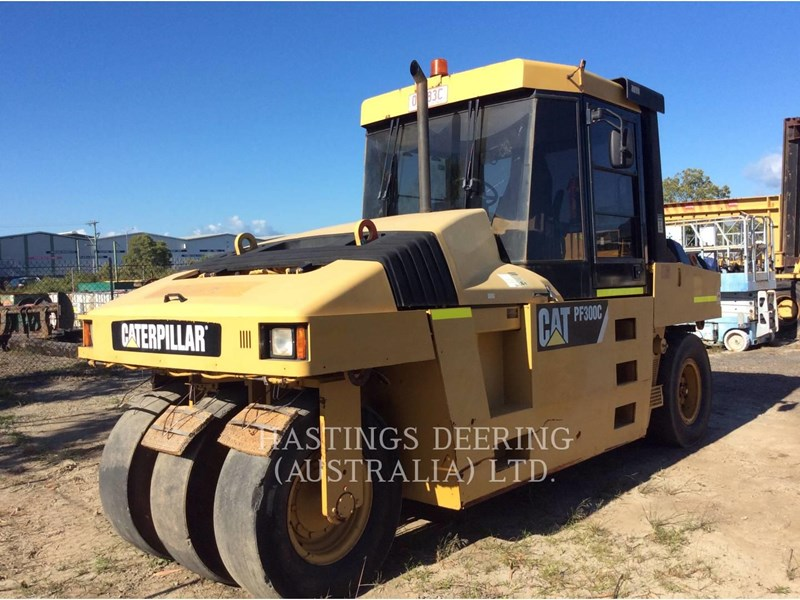 caterpillar pf-300c 612332 001