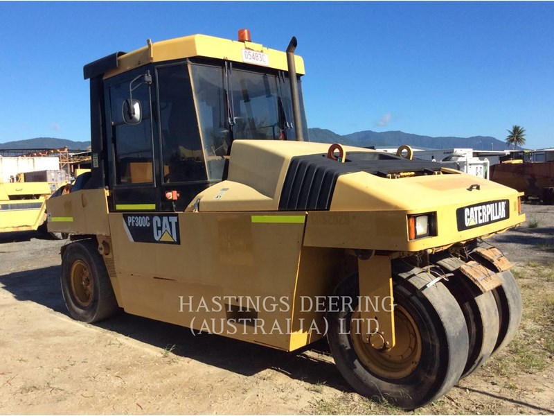 caterpillar pf-300c 612332 005