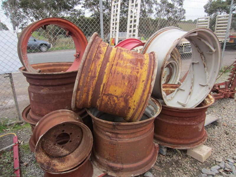 tractor rims used fire pit rims various sizes 619465 005