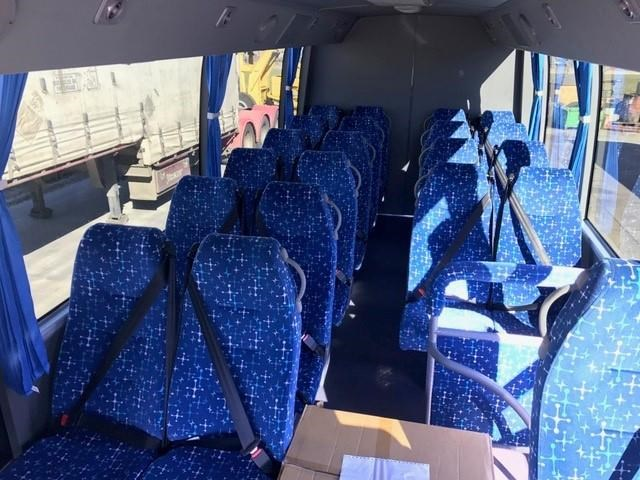 yutong 2018 22 seat mini coach 494759 027