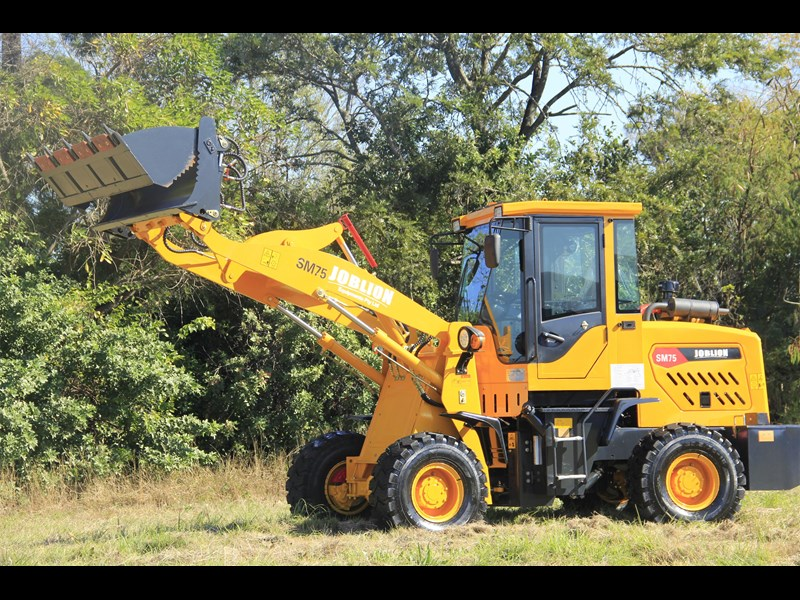 joblion equipments 2019 new joblion sm75 75hp 5.2ton free gp bucket+bucket 4 in 1+forks 546461 001