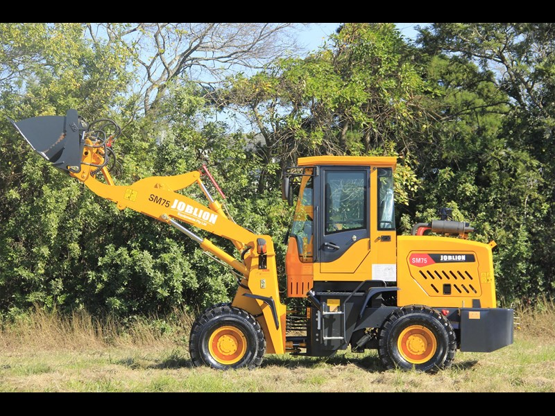 joblion equipments 2019 new joblion sm75 75hp 5.2ton free gp bucket+bucket 4 in 1+forks 546461 003