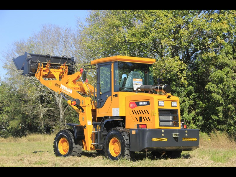 joblion equipments 2019 new joblion sm75 75hp 5.2ton free gp bucket+bucket 4 in 1+forks 546461 005