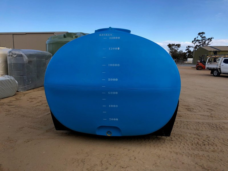 13,000l cartage tank heavy duty- 1.3 sg 605287 003