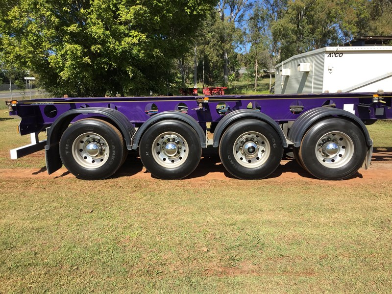 maxitrans skeletal trailer 620379 007