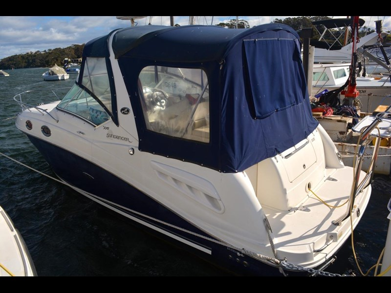 sea ray 275 sundancer 625449 039