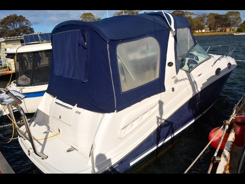 sea ray 275 sundancer 625449 043