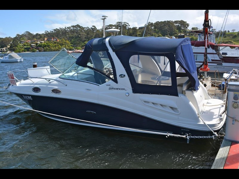 sea ray 275 sundancer 625449 001