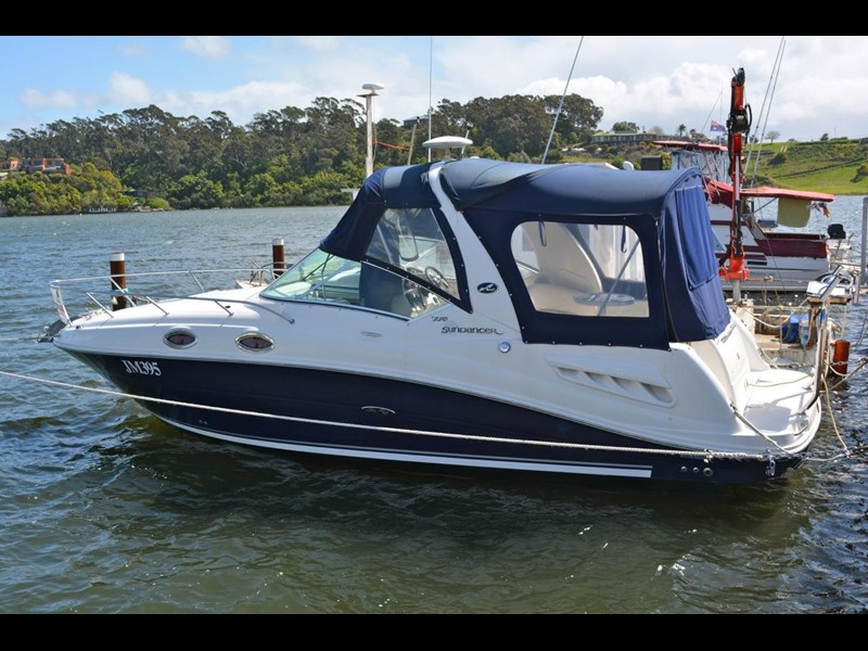 sea ray 275 sundancer 625449 047