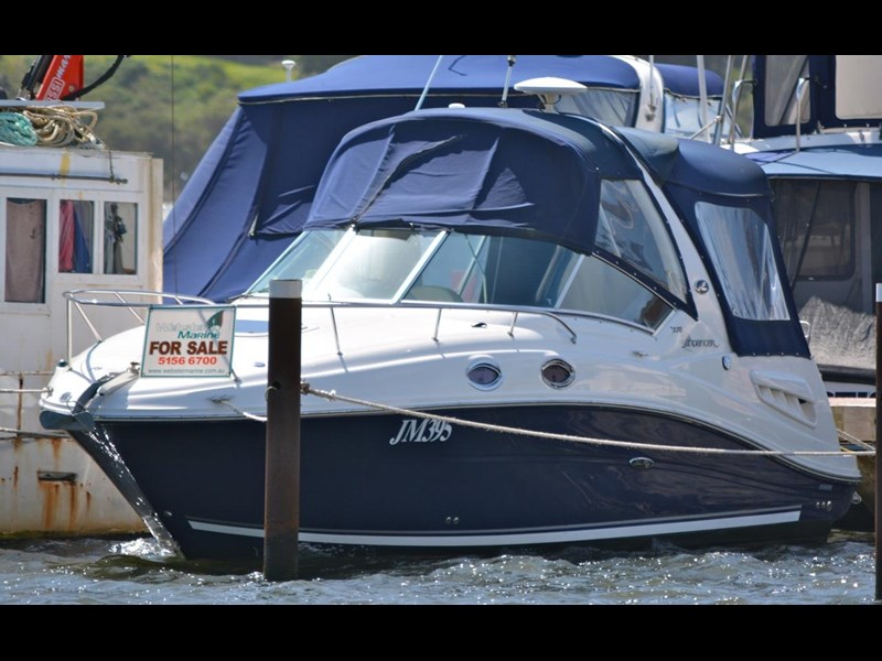 sea ray 275 sundancer 625449 045