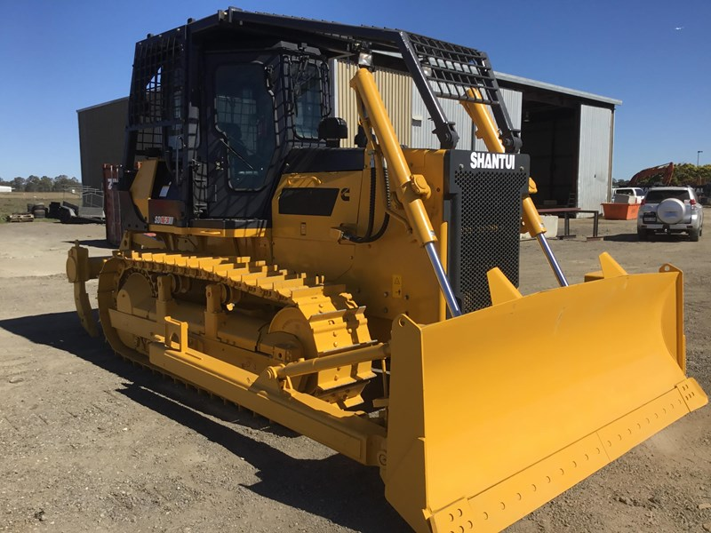 shantui sd 16-3ce bulldozer with rippers 590503 001