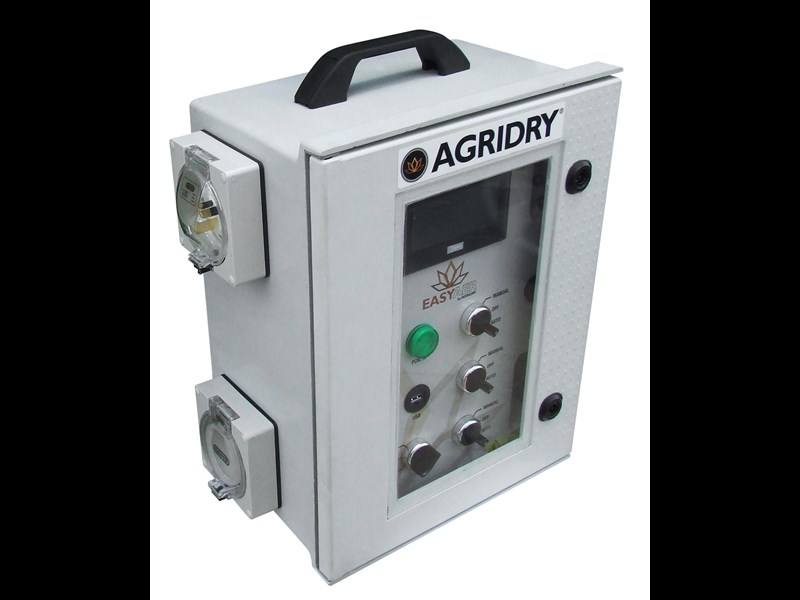 agridry easyaer mobile silo aeration fan controller - new 577026 003