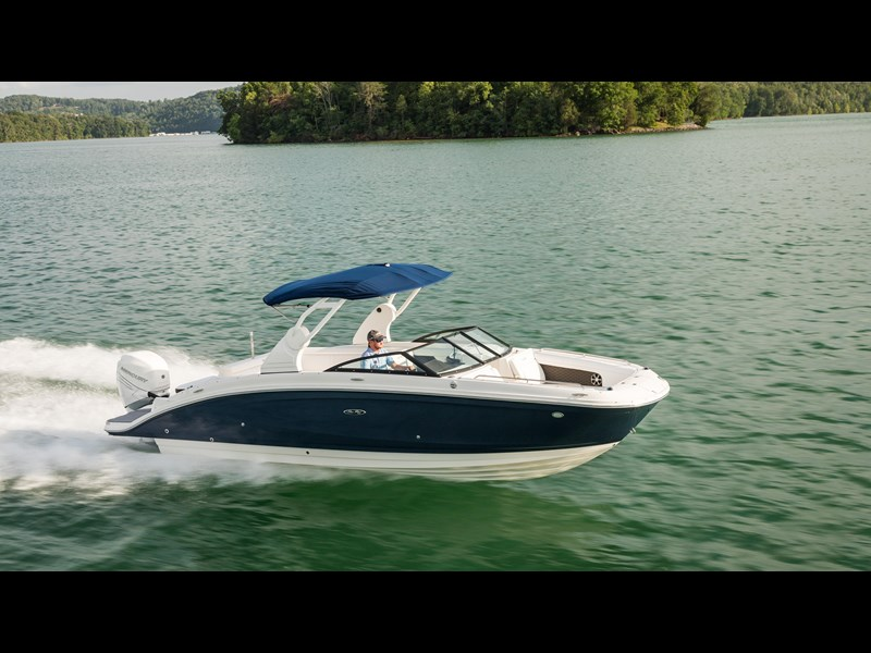 2018 SEA RAY SDX 270 OUTBOARD for sale