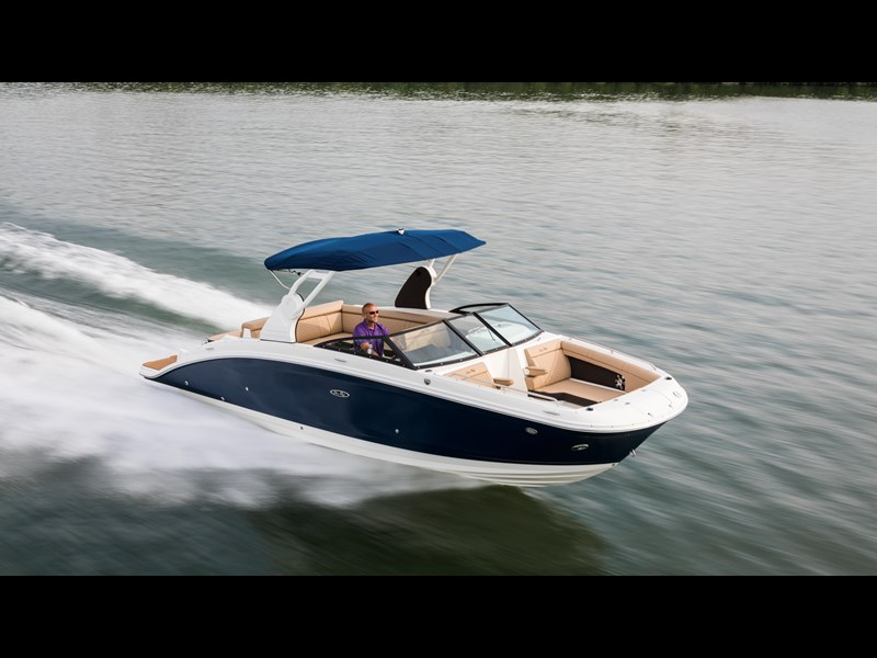 2019 SEA RAY SDX 270 for sale