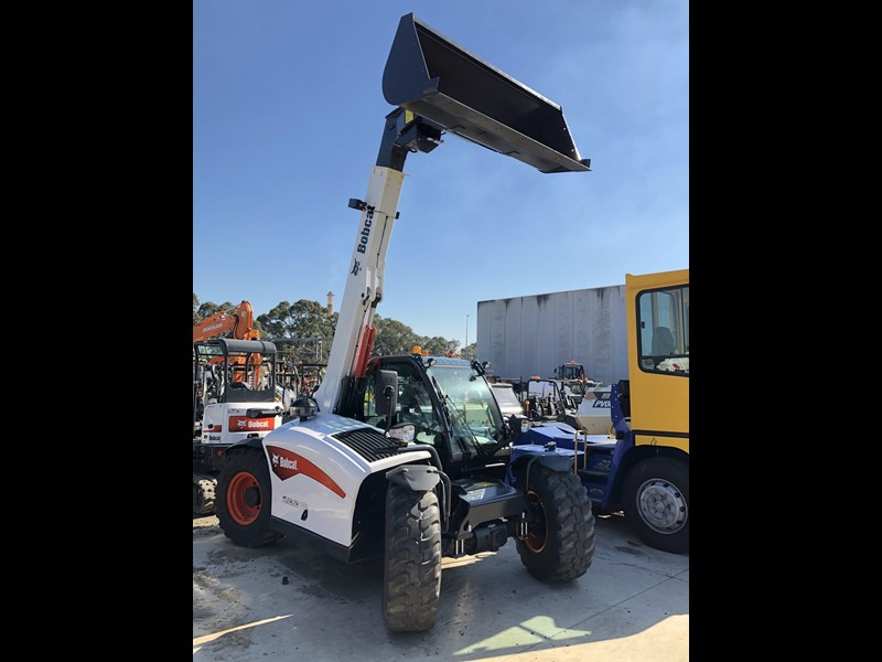 bobcat tl30.60 low cab construction 630820 005