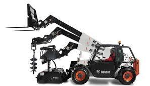 bobcat tl30.60 low cab construction 630820 007