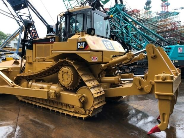 caterpillar d7r ii 631363 007