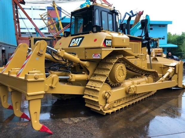caterpillar d7r ii 631363 011
