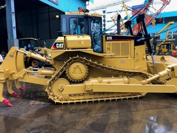caterpillar d7r ii 631363 013