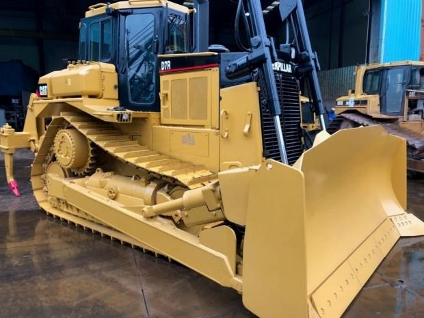 caterpillar d7r ii 631363 017