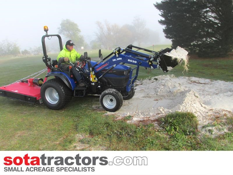 farmtrac 28hp tractor 607683 009