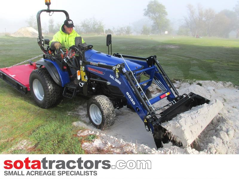 farmtrac 28hp tractor 607683 007