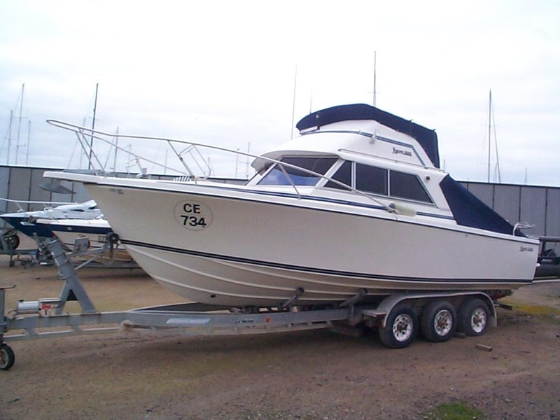 ryevel 2600 flybridge 633193 001