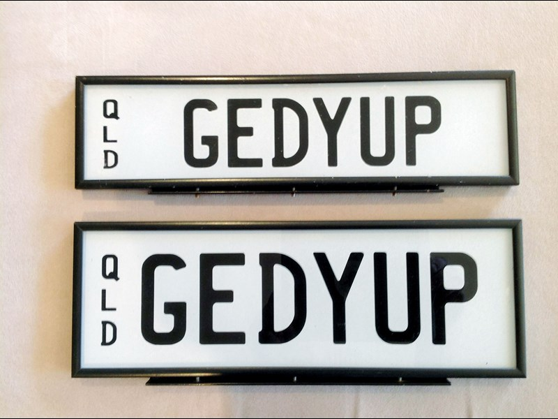 number plates gedyup 633973 001