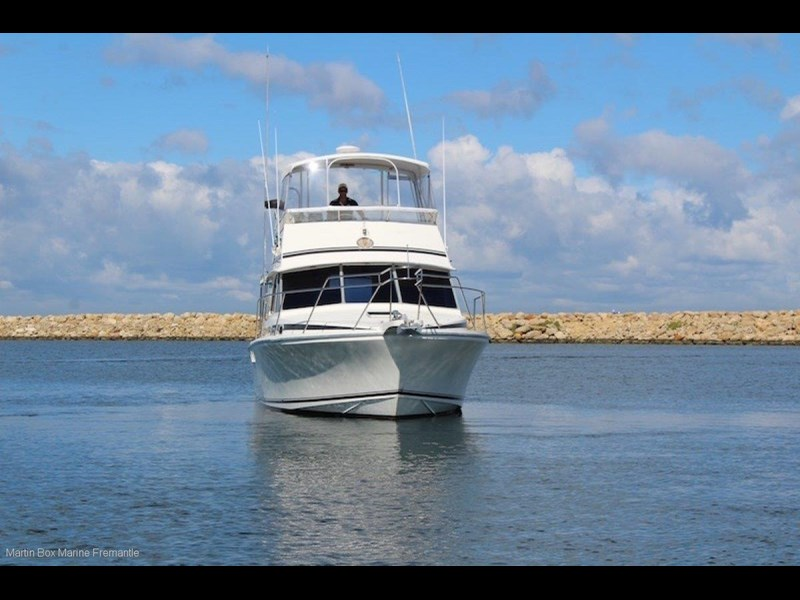 caribbean 35 flybridge cruiser 633415 009