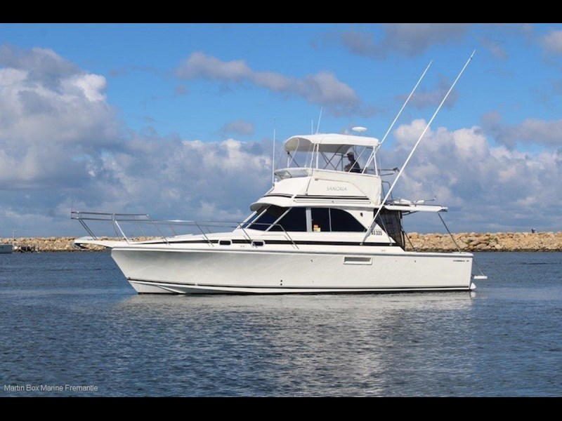 caribbean 35 flybridge cruiser 633415 003
