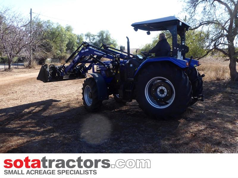 farmtrac 87hp tractor 607613 007